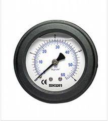 台湾协钢充油式隔膜压力计