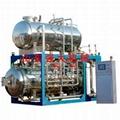 雙層熱水循環殺菌鍋