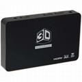 2D轉3D轉換器120HZ,3D投影DLP轉換器,3D片源轉換器 3