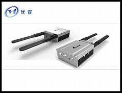 优霆HDMI无线延长器100米,HDMI无线传输器,无线影音传输系