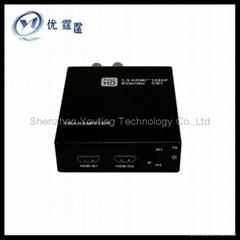 HDMI转SDI转换器,HDMI转3G HD SDI,HDMI TO SDI
