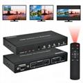 優霆HDMI無縫切換器分屏器二畫面分割器帶RS中控 1