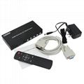 優霆HDMI無縫切換器分屏器二畫面分割器帶RS中控 3