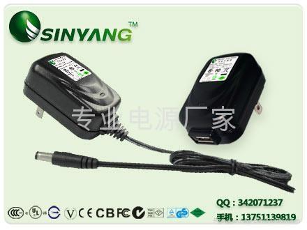 12V1A电源适配器 2