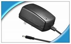 9V3A电源适配器欧美六级能效9V3000MA电源适配器