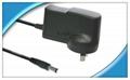 插墙式认证齐全5V3A电源适配器 2