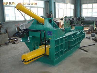 废金属液压打包机 1