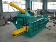 125噸液壓金屬打包機