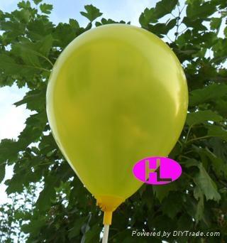 批發10寸珠光氣球  1