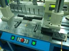 供应山东久隆JL-1542双工位焊接机