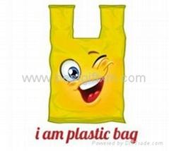 die cut plastic bag die cut bag plastic promotion bag