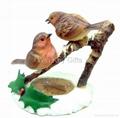 Polyresin Bird decoration