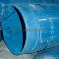 chinese manufacture carbon steel or pvc slotted liner pipe  4