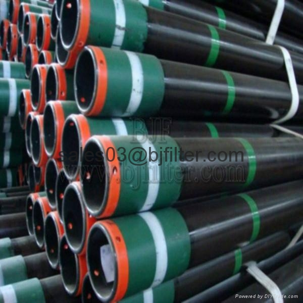 API 5CT oil well usage casing pipe  4