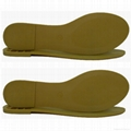 offer shoes part tpr outsoles for women's flat shoe 0918