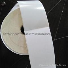 厂家直供空白卷筒不干胶标签纸
