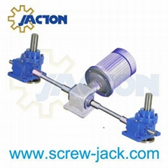 spindle type lifting gearboxes and lifting systems supplier