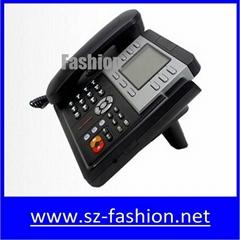 internet working Yealink sip ip  phone  F-530