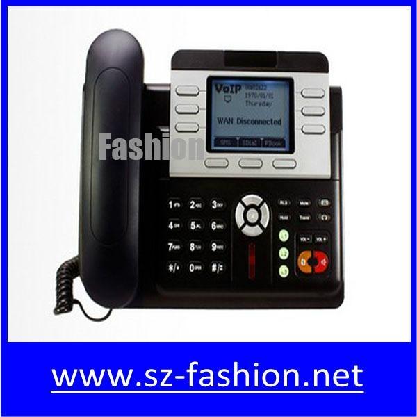 Yealink sip ip  phone  F-530 4