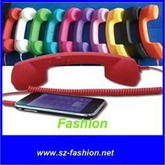 anti-radiation phone handset for iphone