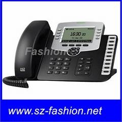 desktop Yealink business sip phone RJ45
