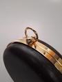 metal plastic shell handbag frame  2