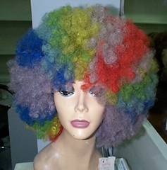 Festival Wigs,Human hair wigs,Synthetic hair wigs