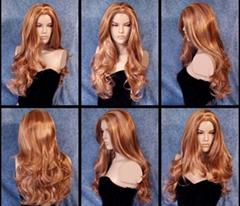 Wigs European style