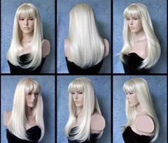 Wigs Euro style
