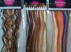 Pre-bonded hair,Nail hair,Stick hair,Clip hair