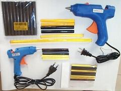 膠棒,膠槍,接發環,接發器等接發工具