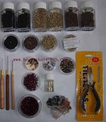 Micro Rings,Needle,Pliers for Micro-Links System (Hot Product - 1*)
