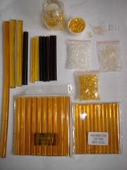 熱熔膠棒,膠粒,膠鍋,膠槍