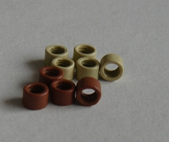 Micro Rings with Screw,Silicon Micro Rings
