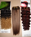 Deep Wave,Yaki weaving,JC,STW,Body weft,Hair Extension