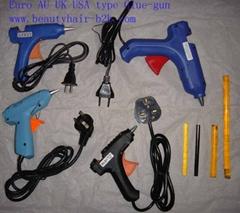 製造歐式英式美式澳式熱熔膠槍,膠棒,接發器