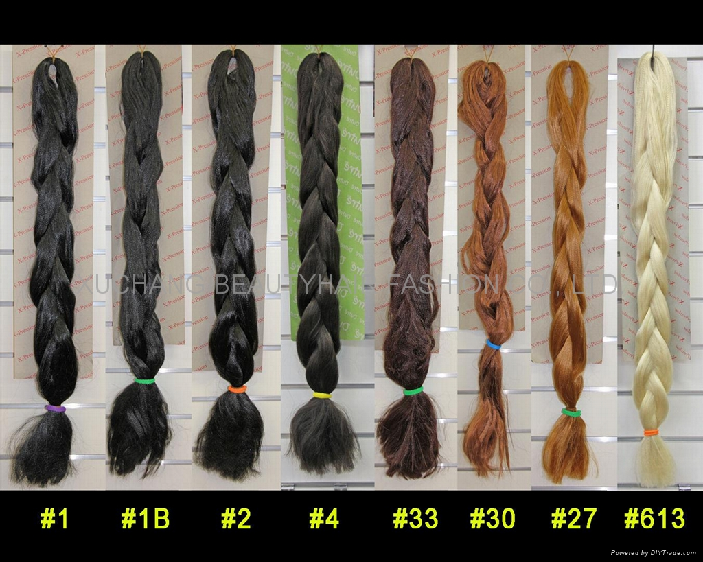 Beautyhair x pression braiding hair 84 inches long synthetic nvjuhfo Image collections