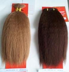 Hair Extension,Super Bulk or Wet Weaving