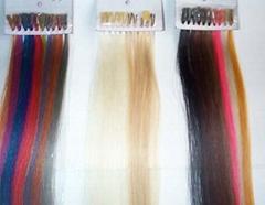 Remi pre-bonded hair,stick hair,nail hair