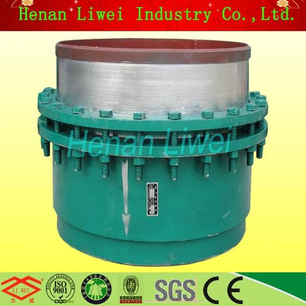 Expansion Joint Parts : Sleeve type metal expansion joint liwei china