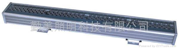 大功率LED36*3W三合一芯片全彩洗牆燈 2