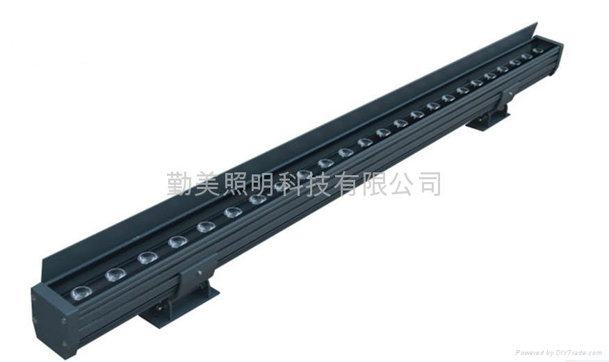 大功率LED24W格柵透鏡洗牆燈 4