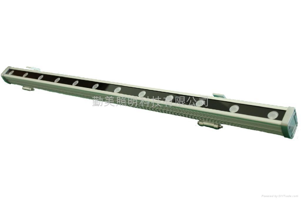 大功率LED24W格柵透鏡洗牆燈 5
