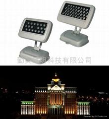 大功率LED36W正白光LED聚光投光燈