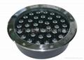 大功率LED36W圓形照樹地埋燈 2