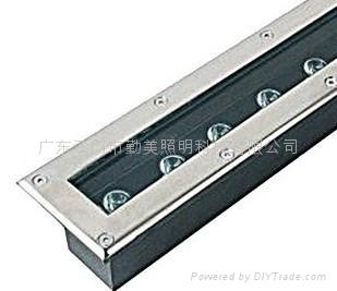 大功率LED24W線型地埋燈 5