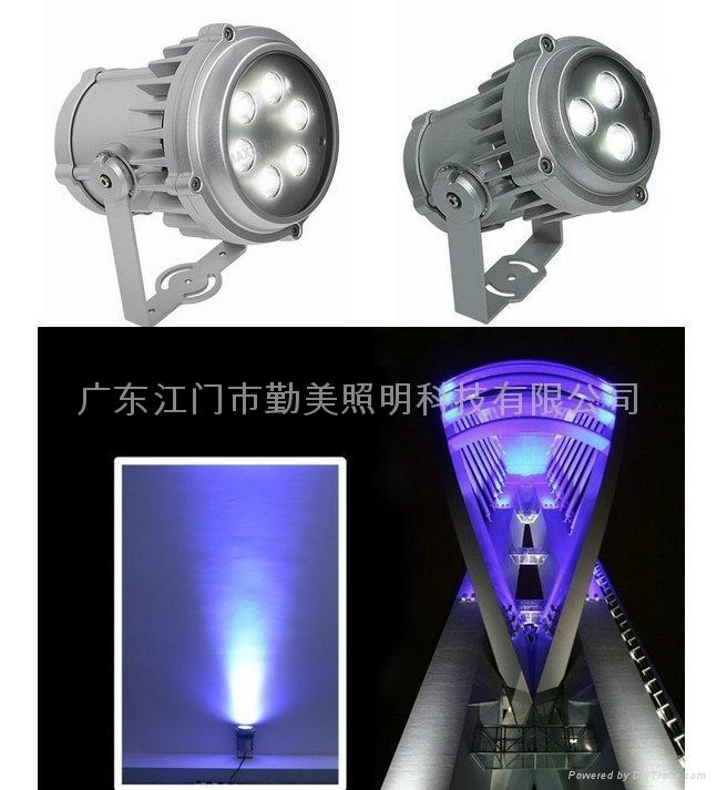 大功率LED6*3W超聚光投射燈 4