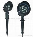 大功率LED草坪插地燈 5