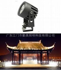 大功率LED3W小體積投射燈