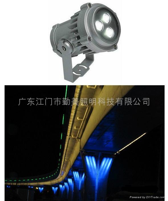 3*3W大功率LED5°窄光投射燈 1